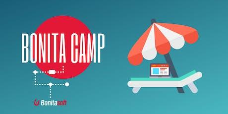 Bonita Camp in-person Paris | Automatisez vos processus métiers avec Bonita billets