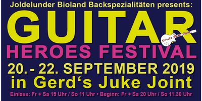 Guitar Heroes Festival Joldelund - Tag 3