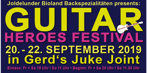Guitar Heroes Festival Joldelund - Tag 3