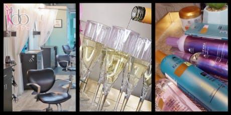 KBB Salon VIP Client Event: Beauty & Sip tickets