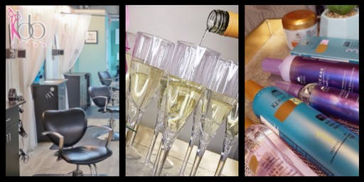 KBB Salon VIP Client Event: Beauty & Sip