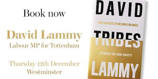 Prospect Book Club - David Lammy MP