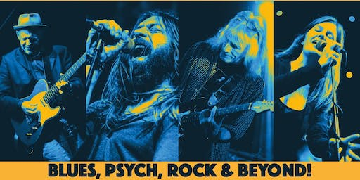 Northern Shindig! Blues, Psych, Rock & Beyond!