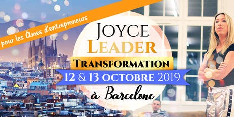 JOYCE LEADER TRANSFORMATION entradas