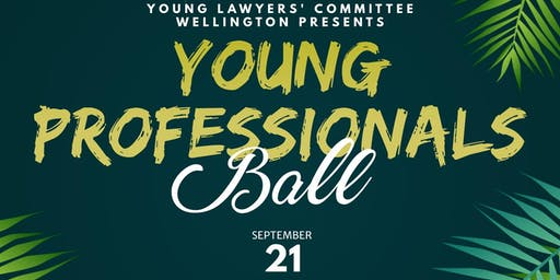 YLC Young Professionals Ball 2019