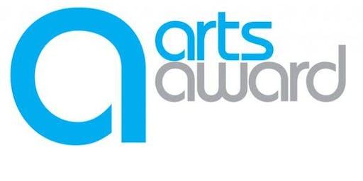 1:1 Online Arts Award Support Surgeries