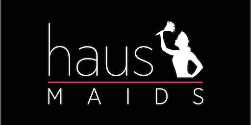 Haus Maids Franchise Discovery Event