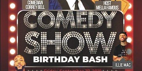 Comedy Show Birthday Bash tickets