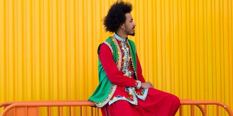 GNAWA LANGUS / BUILDING BRIDGES: MUSLIMS IN AMERICA tickets