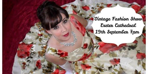 The Vintage Fashion Show presented by Frocks in Swing Time