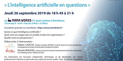 L'intelligence artificielle en questions