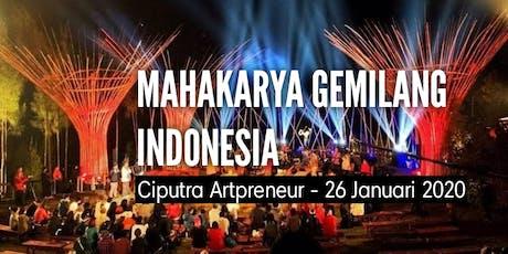 MAHAKARYA GEMILANG INDONESIA tickets