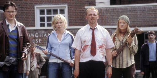 SHAUN OF THE DEAD (2004) @ CHAPELTOWN PICTURE HOUSE