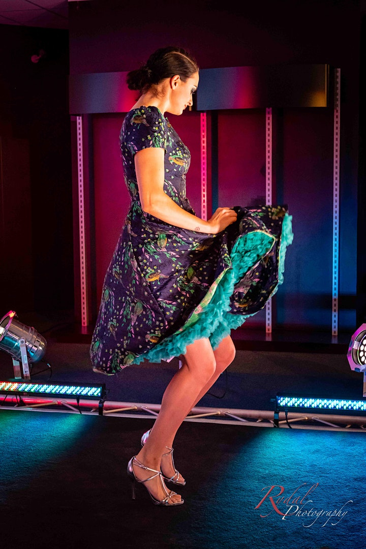 The Vintage Fashion Show presented by Frocks in Swing Time image