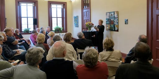 National Trust Poetry Reading Fundraiser
