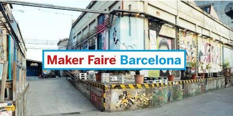 Maker Faire Barcelona 2019 entradas