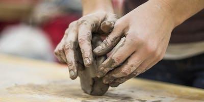 Corso base di ceramica: modellazione e decorazione