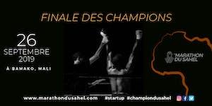 FINALE DES CHAMPIONS du MARATHON DU SAHEL (édition...