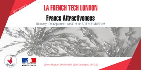 La FrenchTech London - France Attractiveness tickets