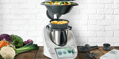 Cooking with Thermomix - Varoma Cooking Class tickets