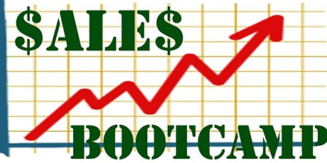 THE SALES BOOTCAMP™ tickets
