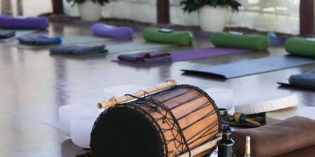 Community Acupuncture and Sound Bath Sunday 3.30pm 22nd September 2019 tickets
