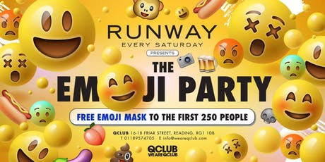 Runway Presents The Emoji Party! tickets