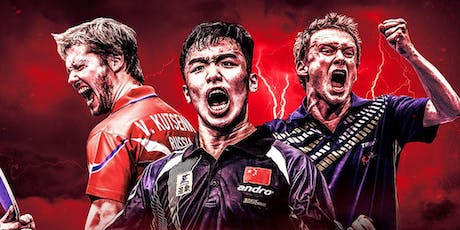 World Championship of Ping Pong UK Closed Qualifier 2019 tickets