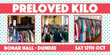 Dundee Preloved Vintage Kilo tickets