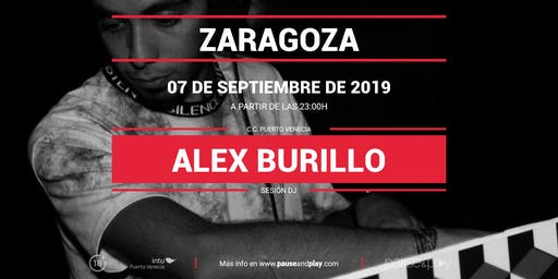 Sesión DJ Alex Burillo en Pause&Play Intu Puerto Venecia