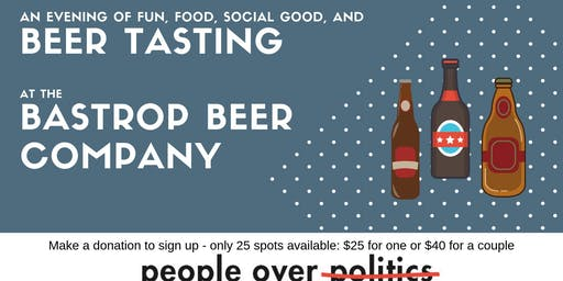 Rescue Nights at Bastrop Beer Company (A Beer Tasting)