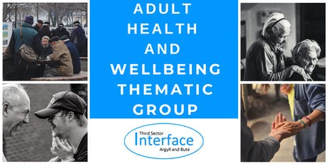 Adult Health & Well-being Thematic Group tickets
