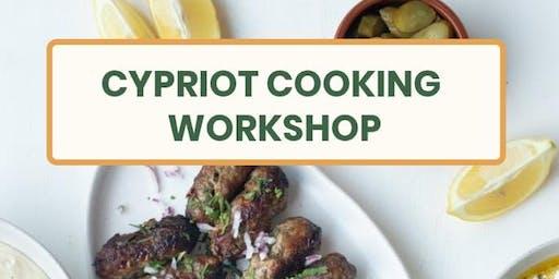 Cypriot Cooking Workshop - Sheftalies & Tashinopites