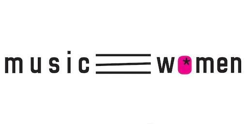Music Women Germany – Netzwerk-Gründung & Datenbank Release @ RBF