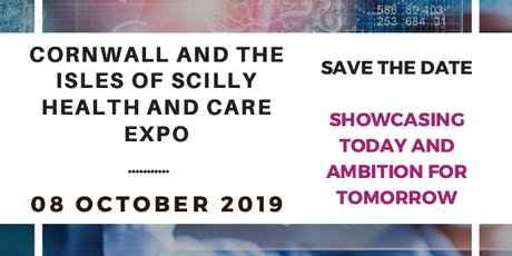 Cornwall and the Isles of Scilly Health and Care Expo tickets