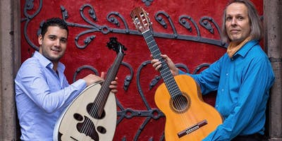 Spätsünder Meisterkonzert: Duo Essenz (Gitarre & Oud)