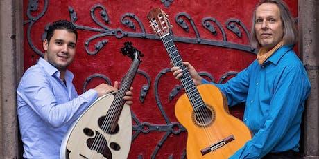 Spätsünder Meisterkonzert: Duo Essenz (Gitarre & Oud) tickets