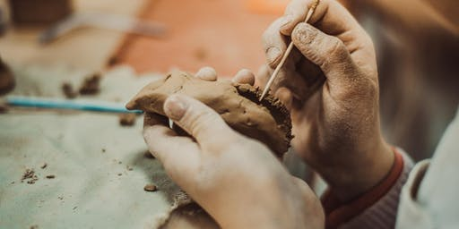 Creatures in Clay - Workshop for 6 – 8 year olds