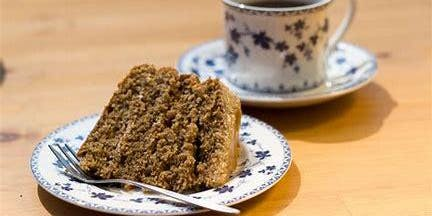 Coffee Morning -coffee and homemade cake