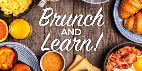 Brunch & Learn Financial Workshop tickets