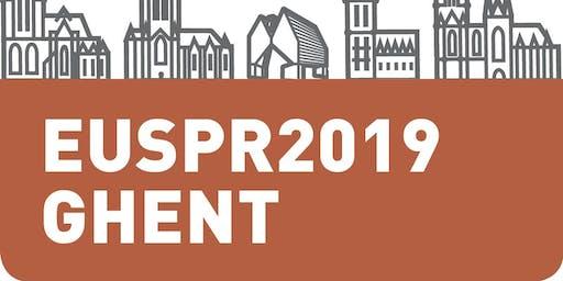 EUSPR 2019 Conference Social Dinner