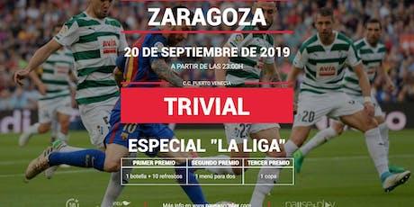 Trivial Especial La Liga en Pause&Play Intu Puerto Venecia entradas