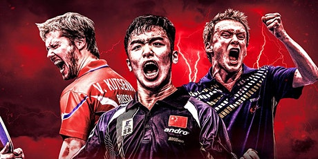 World Championship of Ping Pong Late Qualifier tickets