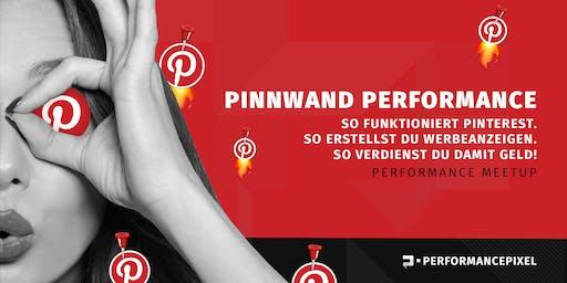 Pinterest Performance Meetup Köln // Kostenlos