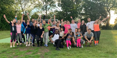 24 FIT BOOTCAMP 4 - WEEKS tickets