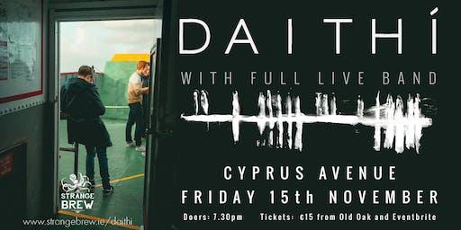 DAITHI  (full band show)