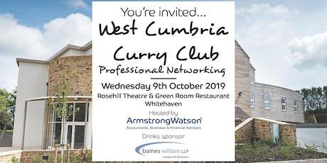 West Cumbria Curry Club tickets