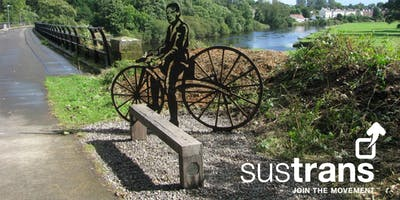 Dumfries Free Leisurely Guided Cycle Rides
