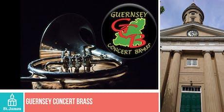 Guernsey Concert Brass tickets
