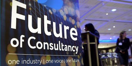 Future of Consultancy Launch tickets